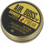 ŚRUT APOLO AIR BOSS DOMED COPPER 6.35mm 200szt