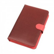 "Tracer - Etui na tablet z kl 9,7"" Walker Red Micro"
