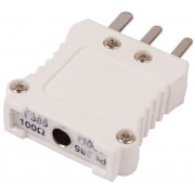 Adapter TCK do sond typu K ( wtyki 4mm-gniazdo mini)