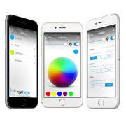 BLEBOX LIGHTBOX STEROWNIK LED RGB IPHONE BLUETOOTH