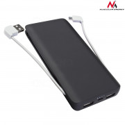 ŁADOWARKA POWER BANK 8000mAh 2xUSB 2.4A LED Maclean