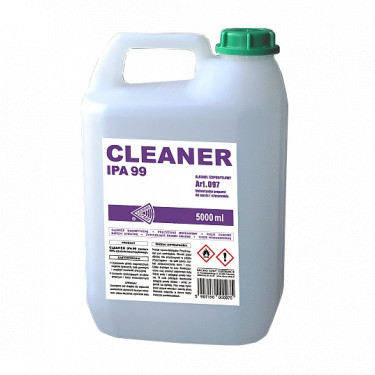 MICRO-CHIP Cleaner IPA ALKOHOL IZOPROPYLOWY 99% 5L