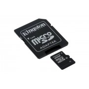 KINGSTON MICRO SDHC 16GB CLASS 10 Z ADAPTEREM SD