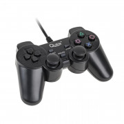 PAD 3w1 Double Shock do PS2/PS3/PC QUER