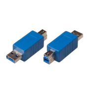 Adapter USB3.0 A wt./B wt. MCTV-616 do drukarek dysków