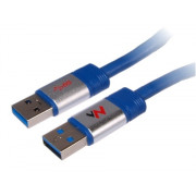 Kabel USB 3.0 AM - AM 1.8m Maclean MCTV-606