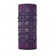 KOMIN ORIGINAL BUFF DAMASK PURPLE CHUSTA UNI