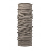 BUFF WOOL CHUSTA WALNUT BROWN STRIPES PRĄŻKI