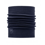 KOMIN NECKWARMER THERMAL WOOL BUFF DENIM NA NARTY