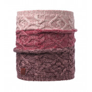 BUFF MERINO KOMIN KNITTED NUBA HEATHER ROSE