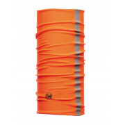 KOMIN BUFF THERMAL REFLECTIVE ORANGE CHUSTA UNI
