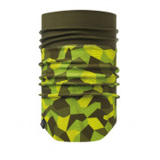 BUFF WINDSTOPPER KOMIN OCIEPLACZ BLOCK CAMO GREEN