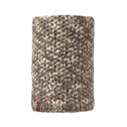 BUFF KNITTED POLAR KOMIN MARGO BROWN TAUPE BEŻOWY