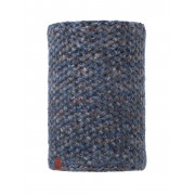 BUFF KNITTED POLAR KOMIN NECKWARMER MARGO BLUE
