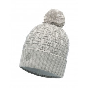 BUFF KNITTED&POLAR CZAPKA AIRON MINERAL GREY