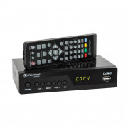 TUNER CYFROWY DVB-T2 HD TV NAZIEMNEJ CABLETECH