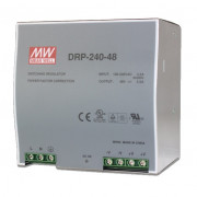 MEAN WELL DRP-240-48 ZASILACZ DIN 240W 48VDC 5A