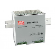MEAN WELL DRT-240-24 ZASILACZ DIN 240W 24VDC 10A