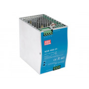 MEAN WELL NDR-480-24 DIN SLIM 480W 24VDC 20A