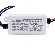 MEAN WELL APC-8-350 ZASILACZ LED 8W 350MA IP42