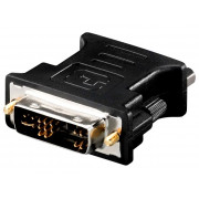 ADAPTER GNIAZDO D-SUB 15PIN HD/WTYK DVI-A (12+5)