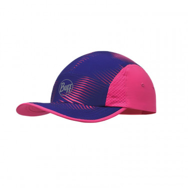 BUFF CZAPKA Z FILTREM UV 98% RUN CAP OPTICAL PINK