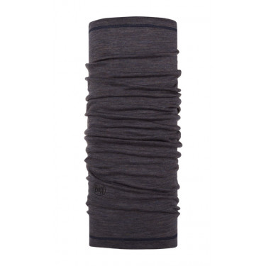 BUFF CHUSTA LIGHTWEIGHT CHARCOAL GREY MULTI STRIPES