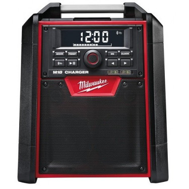 MILWAUKEE 2w1 ŁADOWARKA RADIO BLUETOOTH M18 RC-0
