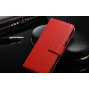 2w1ETUI PORTFEL FLIP COVER SKÓRA IPHONE 6 4.7 RED