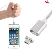KABEL MICRO USB MAGNETYCZNY QUICK FAST CHARGE 1m