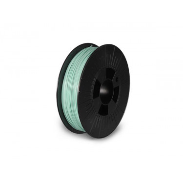 FILAMENT 3D PLA ZIELONY PASTELOWY 1,75mm 750g